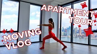 APARTMENT TOUR | MOVING VLOG | I MOVED INTO MY DREAM APARTMENT | JEN SELTER