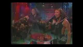Kenny G & G Band feat. Chante Moore - One More Time on TV Show