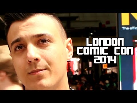 """""""I THOUGHT I WAS GOING TO E3?"""" - London Comic Con 2014 Event Coverage"""