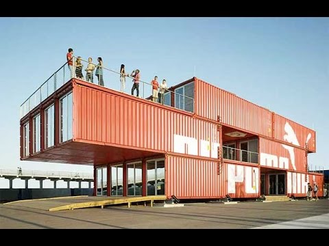 Prefab Shipping Container Homes, Container Houses Design, Building ...