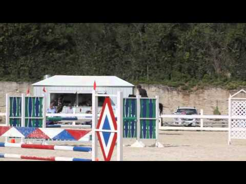 Horse Jumping Show Bermuda January 22 2012