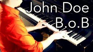 """John Doe"" Piano Instrumental - B.O.B feat Priscilla"