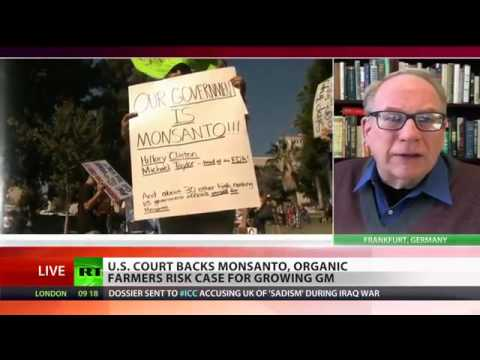 Monsanto Mafia owns US gov. - court backs GMO corp on seed patents against farmers