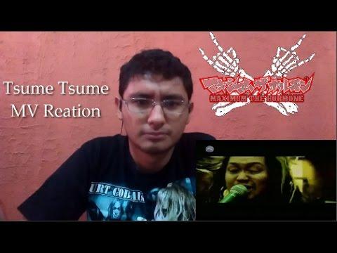 Maximum The Hormone - Tsume Tsume (MV Reaction)