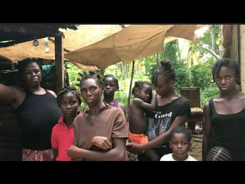MOTHER OF 9 LIVING IN RURAL JAMAICA SEEKS ASSISTANCE FOR HER CHILDREN AFTER LOSING HER 60 BAGS COALS