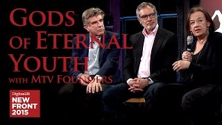 MTV Founders Judy McGrath, Bob Pittman & Tom Freston: The Gods of Eternal Youth - NewFront 2015