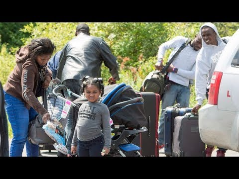 Asylum seekers pouring into Quebec | Sunday Scrum