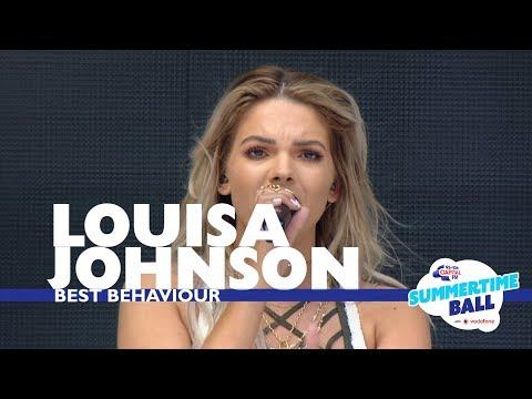 Louisa Johnson - 'Best Behaviour' (Live At Capital's Summertime Ball 2017)