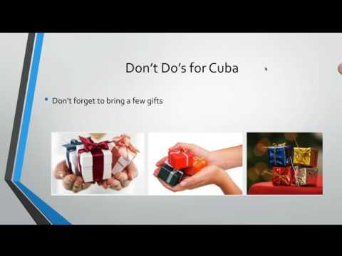 Travel to Cuba  What You Need to Know