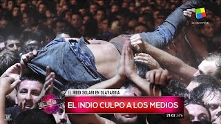 """""""Intratables"""" con Santiago del Moro (Parte 1 HD) - 13/03/17"""