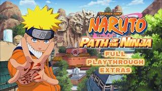 Naruto: Path of the Ninja EXTRAS   Summoning Sheet, Fire Calander, and Jiraiya