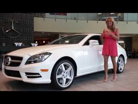 2014 Mercedes-Benz CLS 550 Review