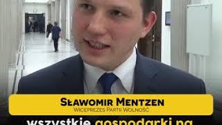 Sławomir Mentzen o gospodarce w czasach prosperity