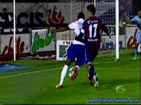 Maranhao    Jugadas    Cruz Azul - Clausura 2012