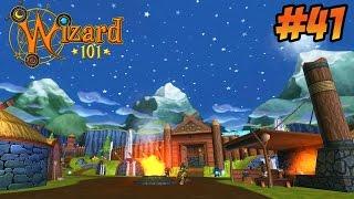 "Wizard101 Fire & Ice Walkthrough: ""The Jotun STRUGGLE"" - Ep 41"