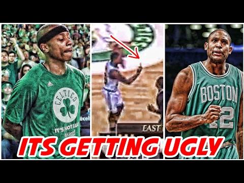 Celtics Fans Take out Anger on Al Horford! | Marcus Smart Flips off Fans!