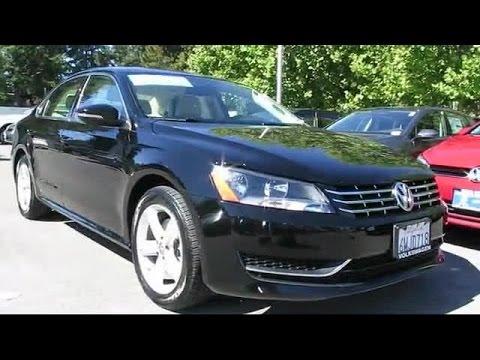 2012 Volkswagen Passat San Jose  Sunnyvale  Hayward  Redwood City  Cupertino