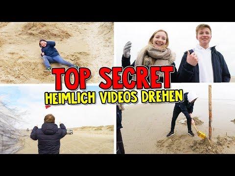 TOP SECRET! Geheime Videos am Strand?! 😁 TipTapTube Family 👨👩👦👦