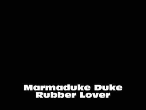 Marmaduke Duke - Rubber Lover Live at the Camdem Barfly