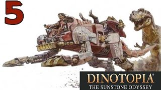 Dinotopia: The Sunstone Odyssey - #5   Strut Your Stuff