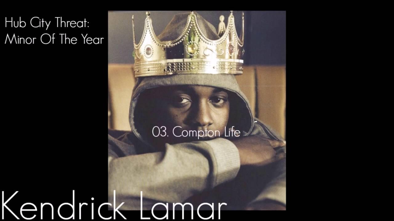 Kendrick Lamar Compton State Of Mind