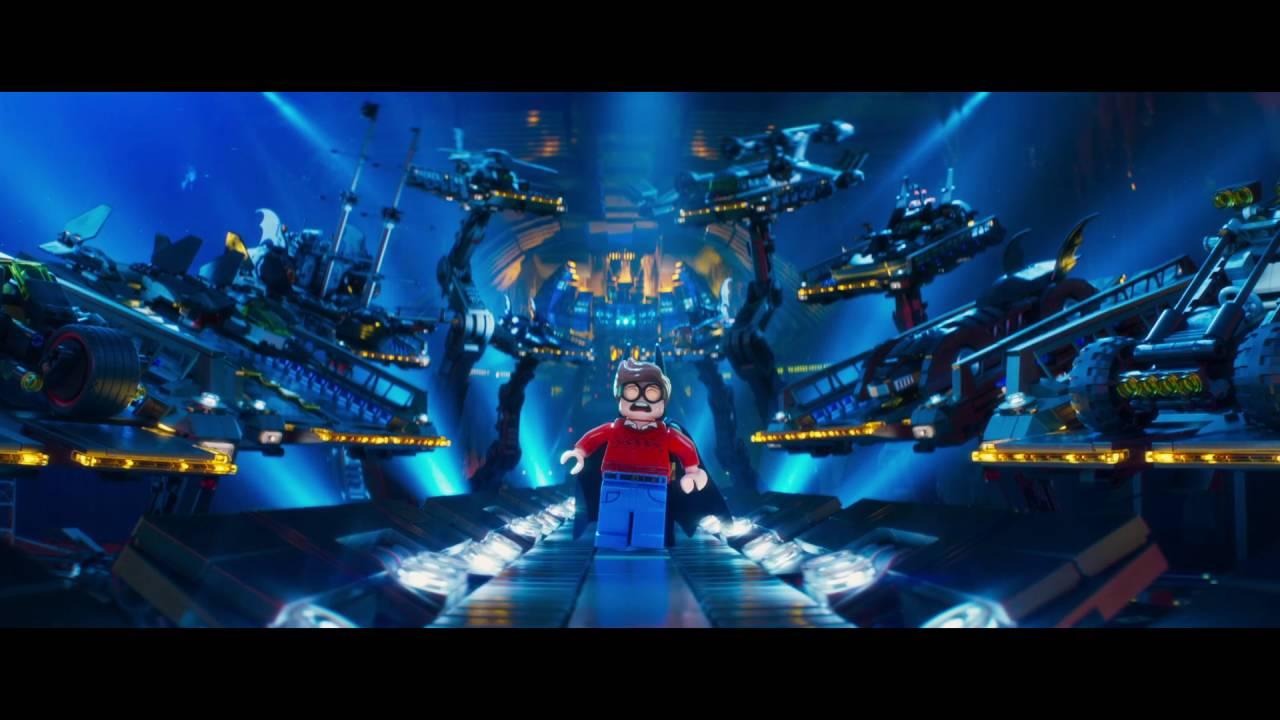 LEGO Batman vo filme - V kinách od 9.2.2017 - trailer (F3)