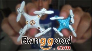 Ultra Mini Drone - Banggood