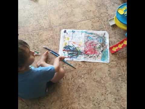 AN ARTISTIC LIFE.