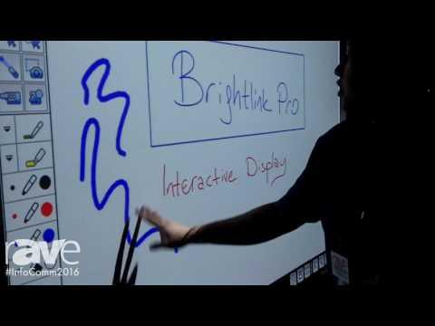 InfoComm 2016: Epson Intros BrightLink Pro 1430Wi Projector