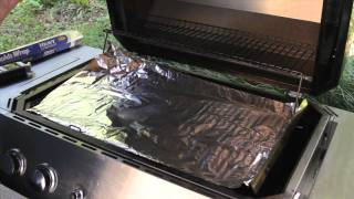 Cleaning Your Grill With Aluminum Foil - Big Poppa's Grilling Tips