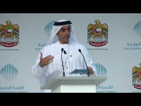 Exceptional Leadership - HH Sheikh Saif Bin Zayed Al-Nahyan