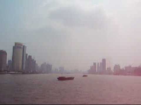 China, Shanghai Skyline@Day