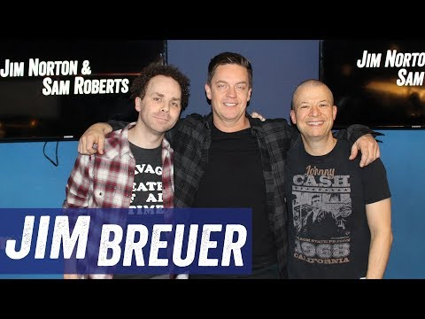 Jim Breuer Opens Up About His Wife's Terminal Cancer  Jim Norton & Sam Roberts