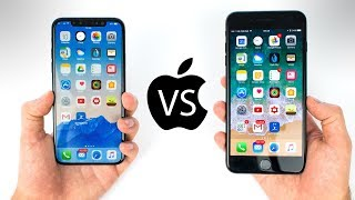 iPhone 8 (X) VS iPhone 7 - Should You Upgrade?