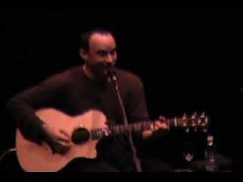 Dave Matthews - Ain't It Funny How Time Slips Away(10.24.02)