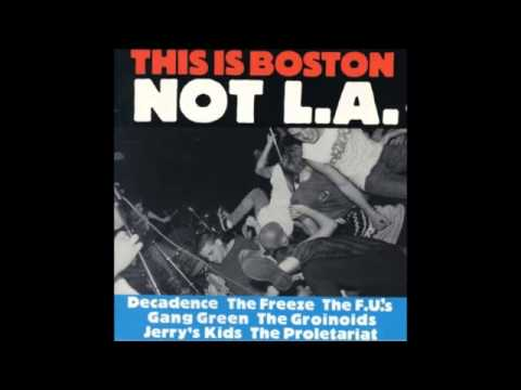 Various - This Is Boston, Not L.A. Full Album  (1982)