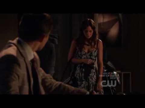 Chuck & Blair 5x03 Blair tells Chuck she's pregnant