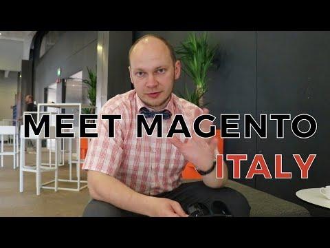 Meet Magento Italy 2018 Experience