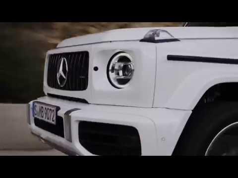Mercedes-AMG G63 - Trailer