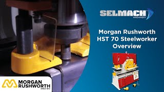 Steelworker Morgan Rushworth HST70