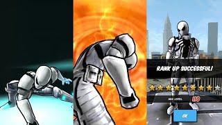 Spider man unlimited Infinite Anti-Venom Rank Up 😍