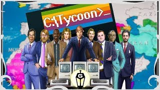 Welcome to Gaslight Enterprises | Let's Try Computer Tycoon (Early Access Gameplay)