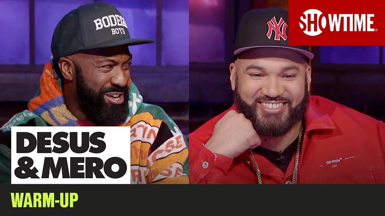 Amber Rose's New Ink, V-Day & New Hampshire Primary | DESUS & MERO | Season 2