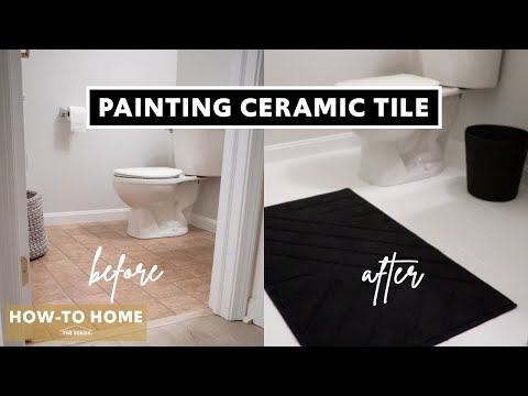 how-to-paint-your-ceramic-tile-floor-|-ep.-1-how-to-home:-the-series