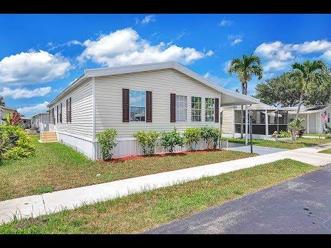 Davie Mobile Homes - Homes For Sale In Davie, Fl | Paradise Village 26 Gardenia Davie, FL 33325