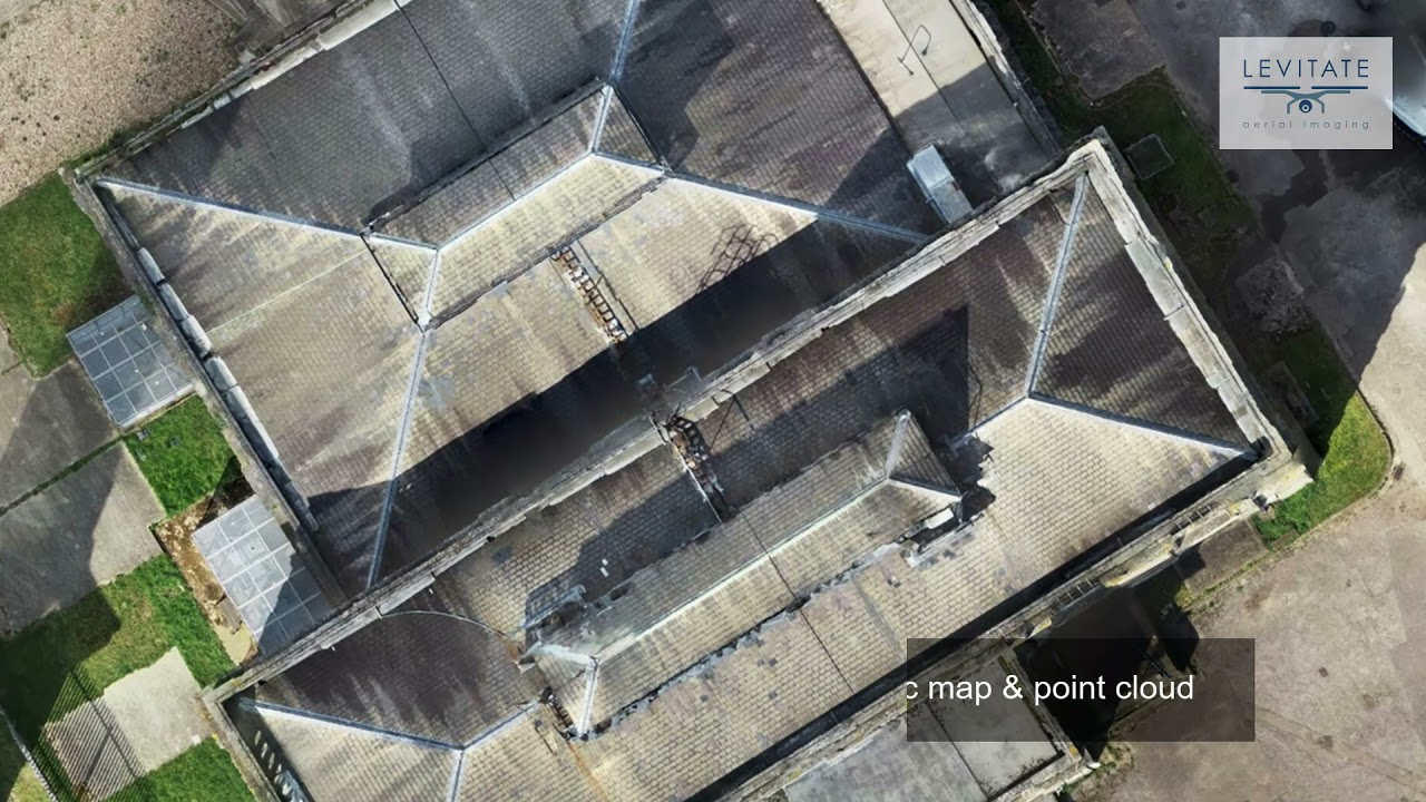 Aerial asset inspections