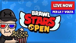 BRAWL STARS - ORE 17:00 TORNEO MONDIALE LIVE - 250.000€ - LIVE PIU' IMPORTANTE DI SEMPRE!!