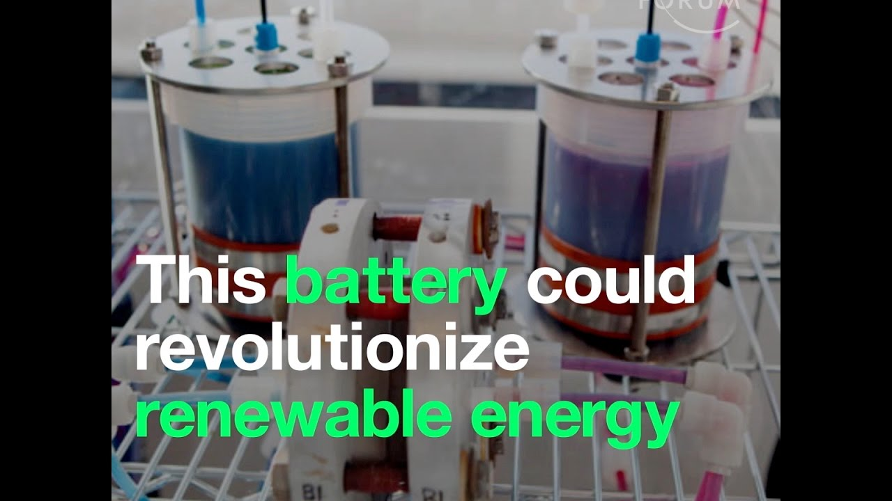 This battery could revolutionize renewable energy