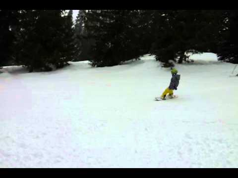 Download Youtube: Skiing Silver Star