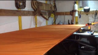 "Enclosed Trailer Conversion Camper Project   "" Bunk  Bed Style "" Stealth Camping"